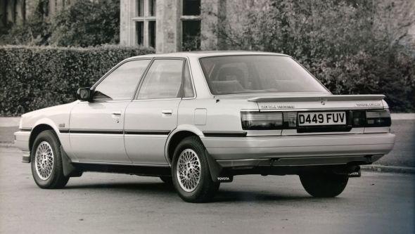 1987 Camry 2.0 GLi Executive
