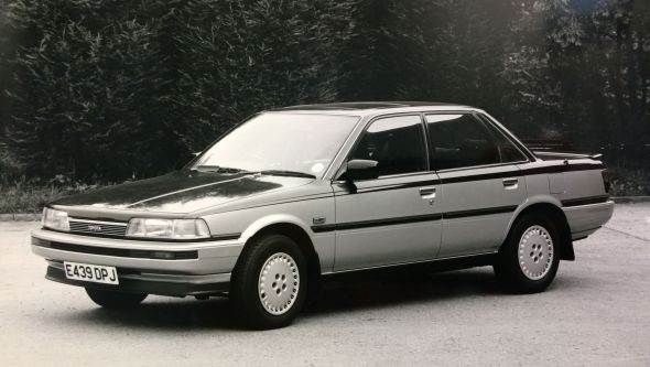 History Of The Toyota Camry Toyota