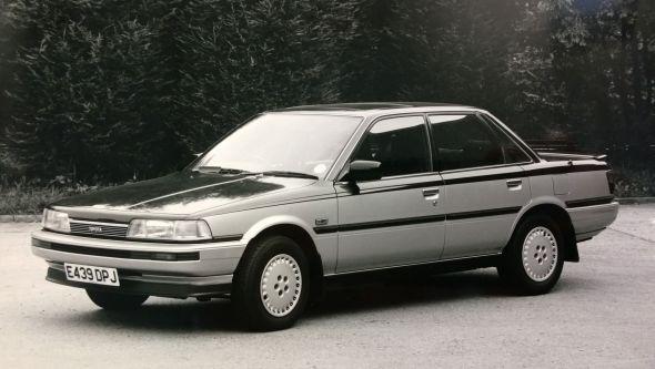 1988 Camry 2.0 GLi