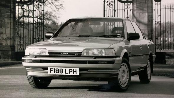 1989 Camry V6 GXi