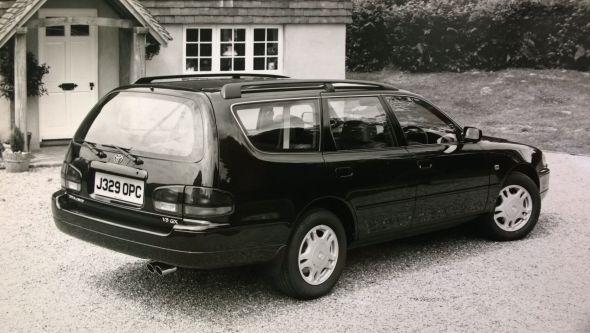1992 Camry V6 GX estate