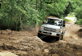 Toyota Land Cruiser 70 30 years