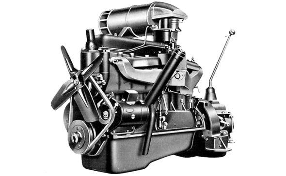 1934 Model A