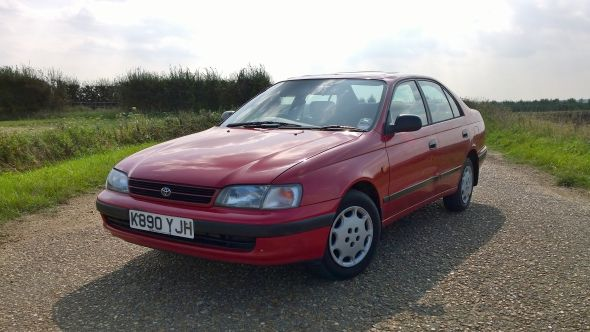 Hunt Continues For The Oldest British Built Toyota Carina