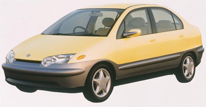 1995 Prius concept