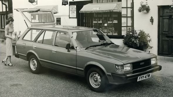 Toyota Carina Wiring Diagram Download : History of the toyota carina toyota