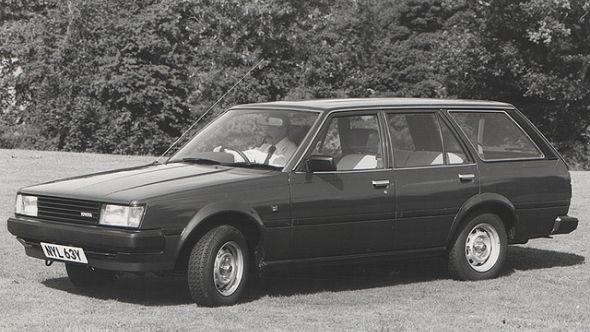 History Of The Toyota Carina Toyota