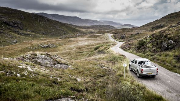 Hilux camping 11