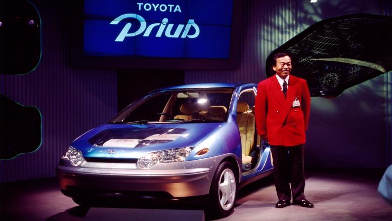 Prius 1995 concept
