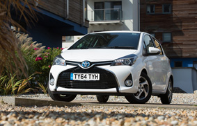 Toyota Yaris Icon Hybrid