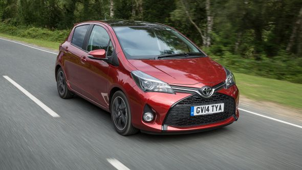 Sporty by nature: Toyota Yaris Sport - Toyota