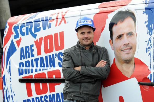 Britain's top tradesman