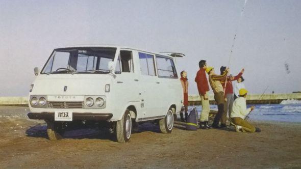 1967 Hiace