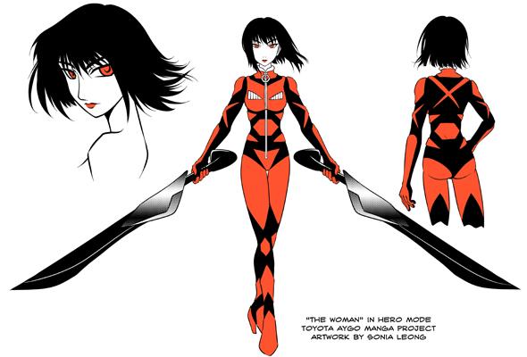 Aygo-manga-the-woman 590