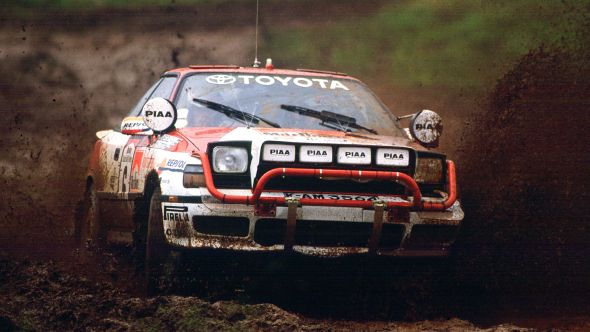 Rally Car Racing >> Tales From The Trophy Cabinet Toyota S Top 14 Rally Cars Toyota