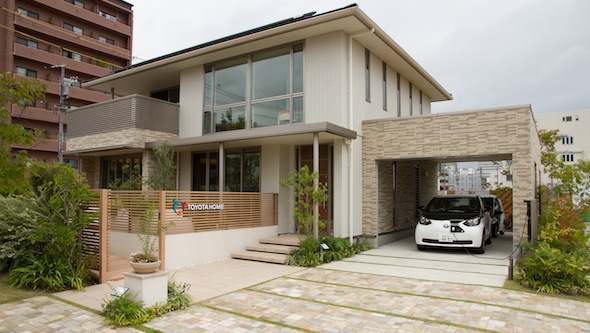 Toyota Eco House