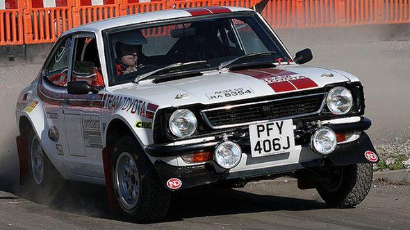 Toyota TE27 Corolla