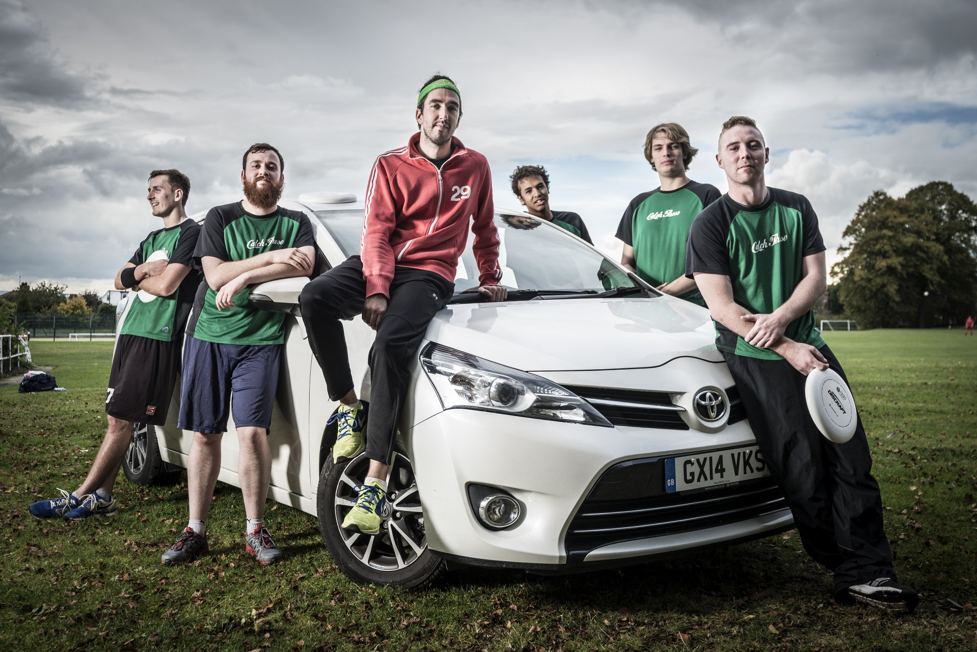 Toyota Verso meets UK Ultimate