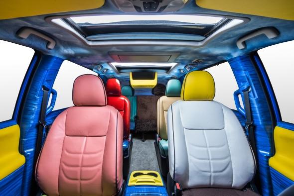 SpongeBob car