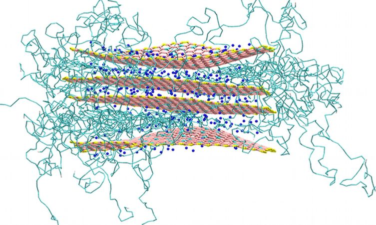 Nanocomposite construction