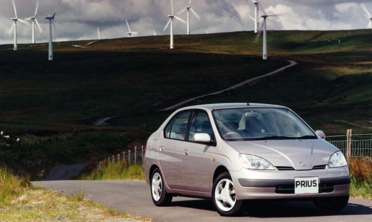 Toyota Prius first gen