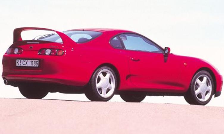 Toyota Supra History