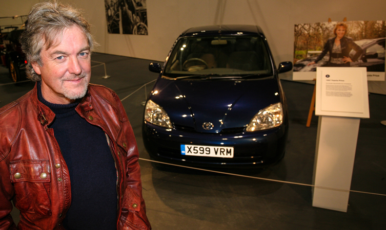 James May and the Toyota Prius