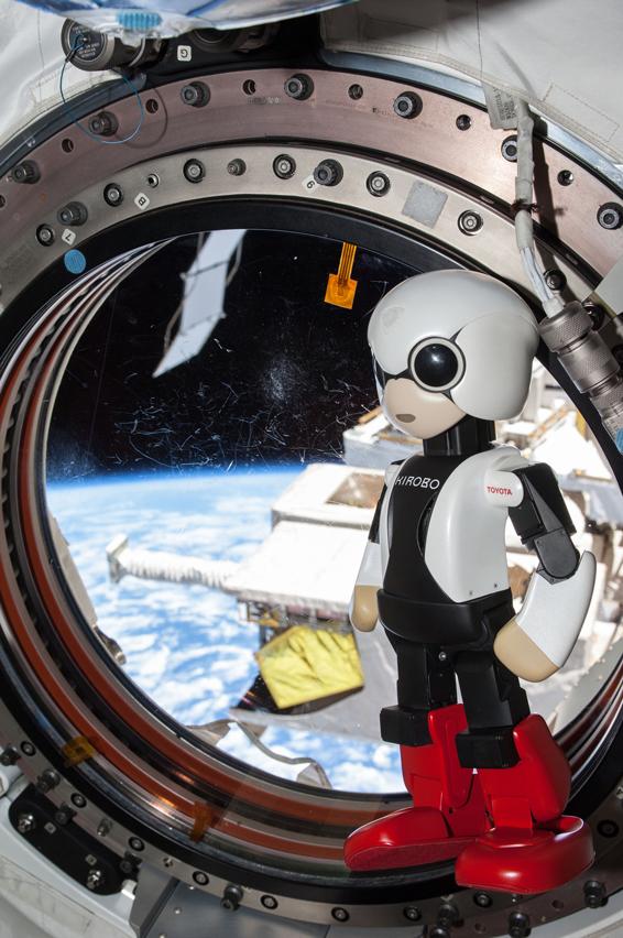 Kirobo set to return to Earth