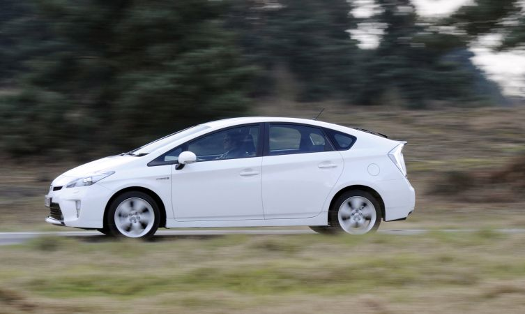 history of the toyota prius toyota. Black Bedroom Furniture Sets. Home Design Ideas