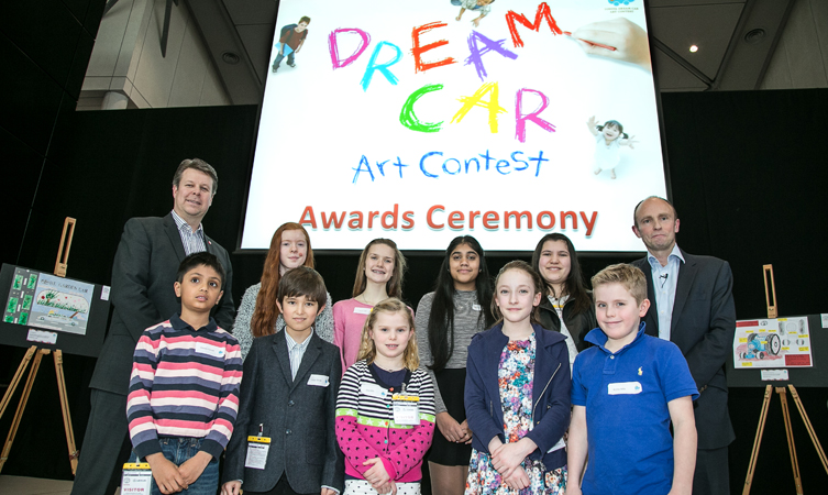 2015 Toyota Dream Car Art Contest: Winners announced