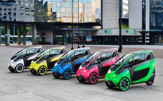 toyota i road enters tokyo car sharing service with park24. Black Bedroom Furniture Sets. Home Design Ideas