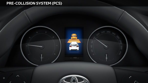Toyota Safety Sense: a new level of active safety for the