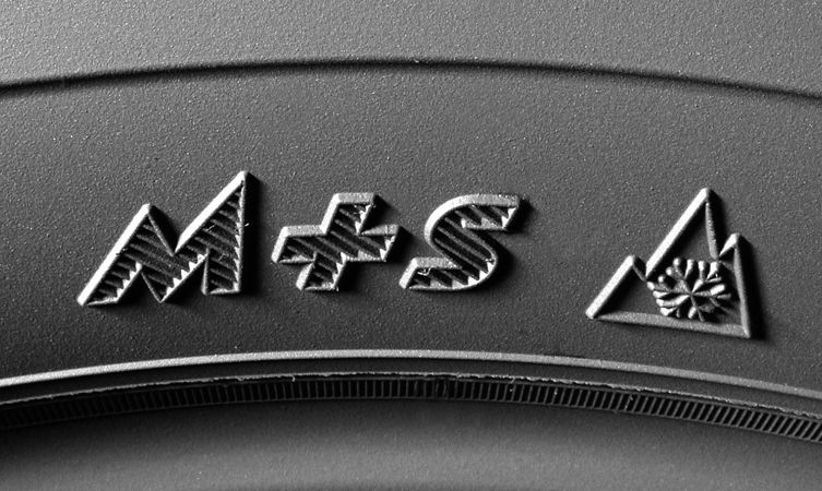 M+S and Cold Weather tyres