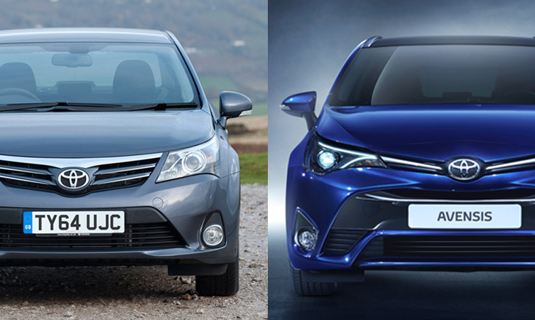 Whats Changed For The 2015 Toyota Avensis