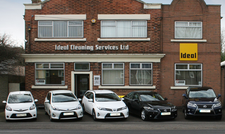 ideal cleaning services fle
