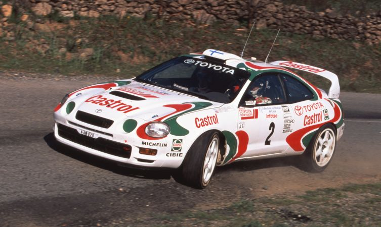 Castrol Celica 02