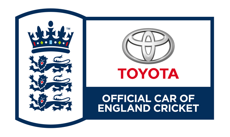 Toyota becomes a new driving force for England cricket