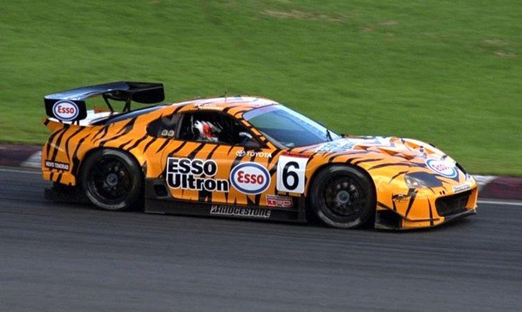 Esso Tiger Supra 01