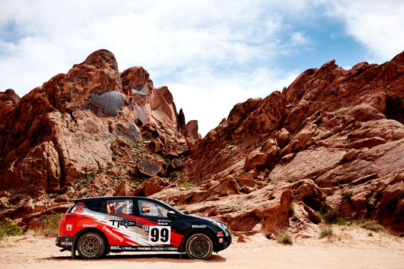 Toyota RAV4 rally car (3)