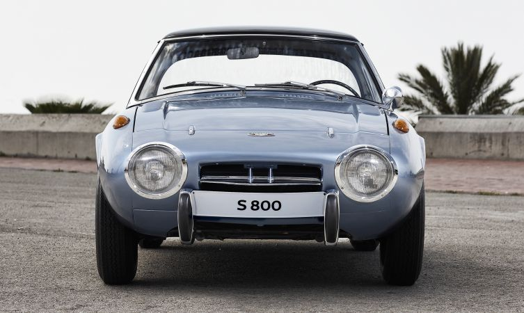 History Of The Toyota Sports 800