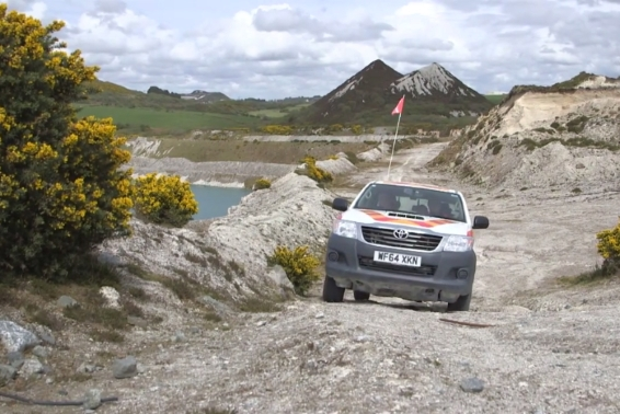 Toyota Stories: Imerys and the Toyota Hilux