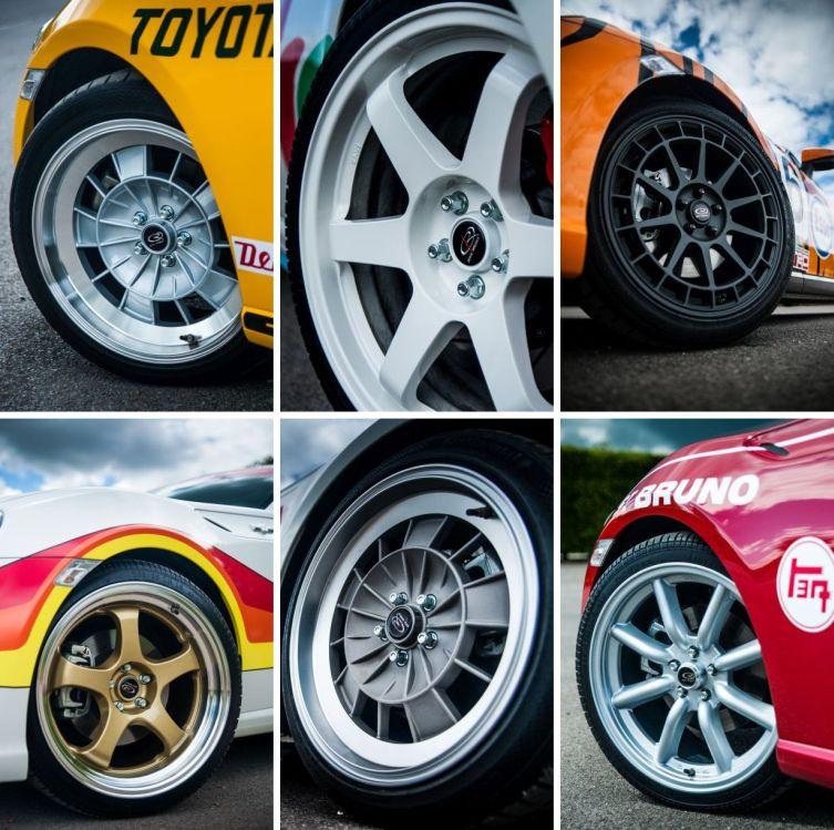 Wheel combo