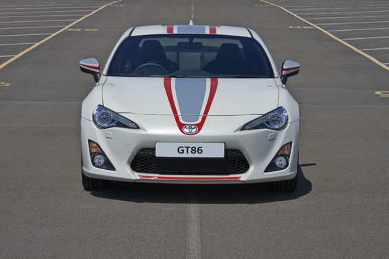 2015 GT86 Blanco