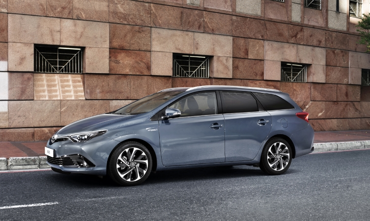 2015 Toyota Auris Touring Sports