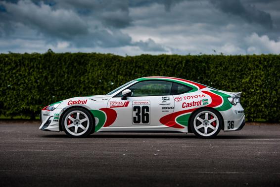 Castrol GT86
