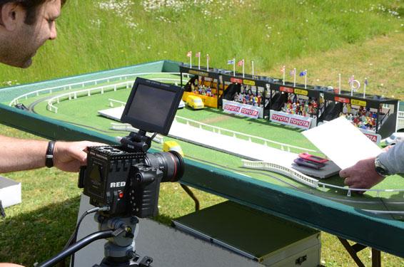 Epsom Derby toyota solar car (6)