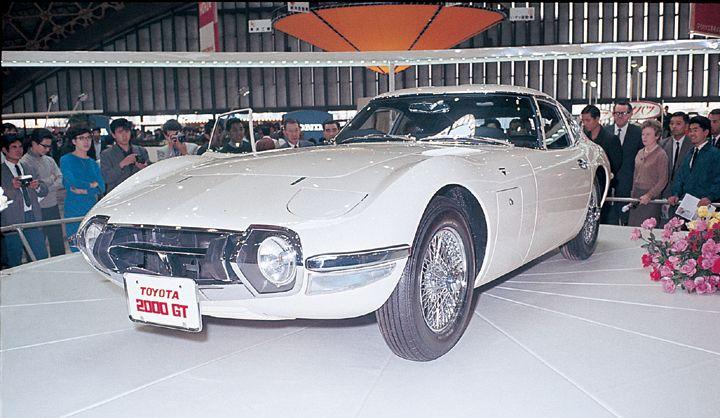Toyota 2000GT 1965