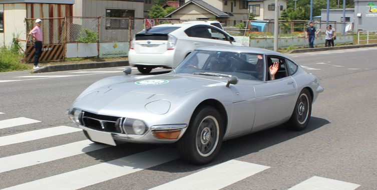 History Of The Toyota 2000gt Toyota