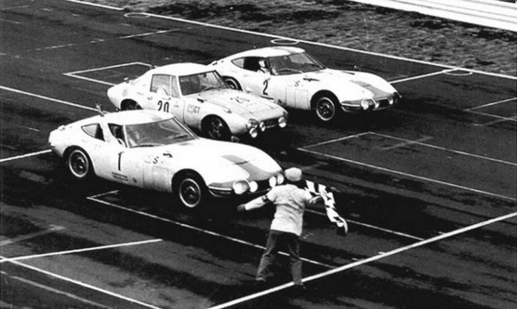 History Of The Toyota Sports 800 Toyota