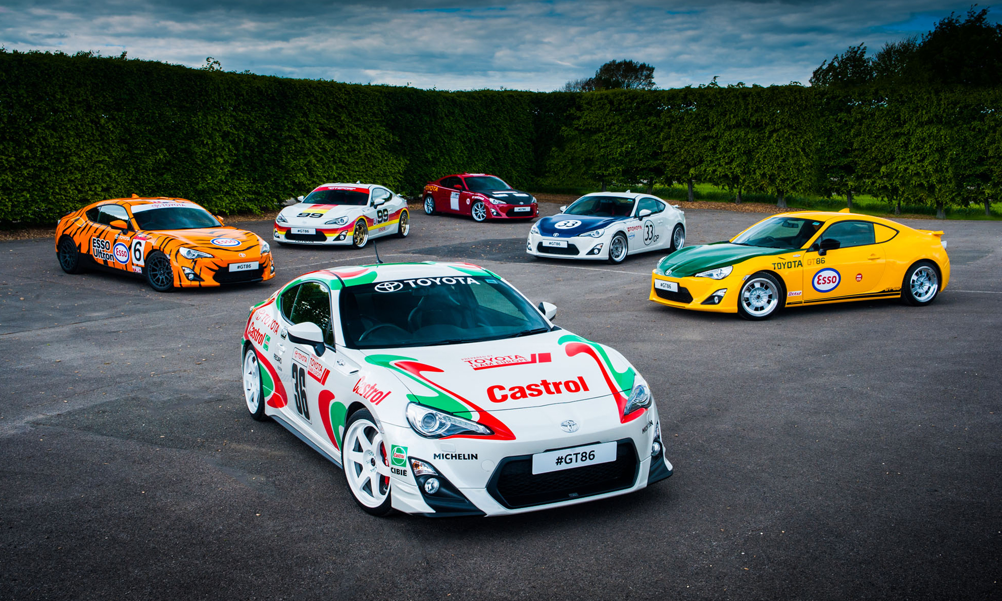 gt86 classic livery goodwood 2015
